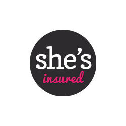 She's Insured